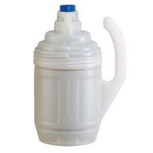 Justrite® Bottle Jacket For 4L Glass Solvent Bottle, Polyethylene