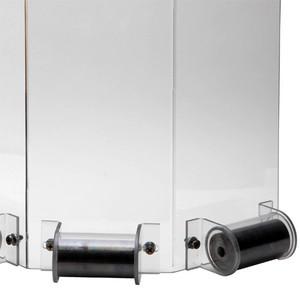 """Polycarbonate Safety Shield, 30"""" x 19"""""""