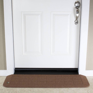 "Threshold Wheelchair Ramp, BigHorn, 1-1/4""H x 42"" Door Frame Width"