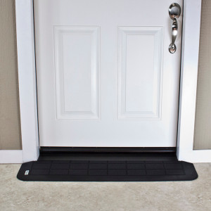 ADA Compliant EZ-Edge Transitions 8.87 inch  Door Frame Ramp, 42  inch  L
