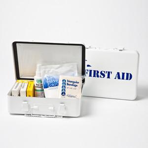 Medium First Aid Kit in Steel Case, Case/12