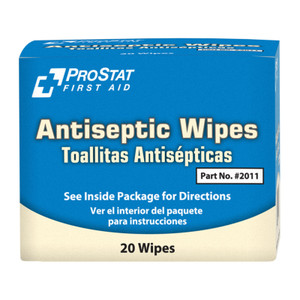 Antiseptic Wipes, Case/24