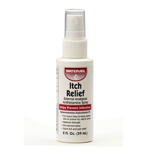 2oz Itch Relief Pump Spray, Case/24
