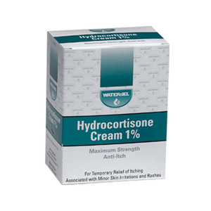 Hydrocortisone Cream 0.9g Packets, Case/12