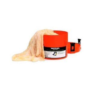 Water Jel Burn Wrap Cooling Blanket 3' x 2.5', Case/4