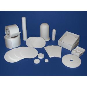 Binderless Glass Microfiber Filter Media, Grade A, pack/100