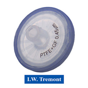 Non-Sterile Hydrophobic PTFE Syringe Filters, Choose Size, pack/100
