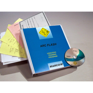 Safety Training: Arc Flash Safety Training DVD Program, Choose Language