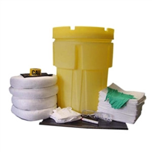 Hazmat Mobile 95 gallon Emergency Spill Kit
