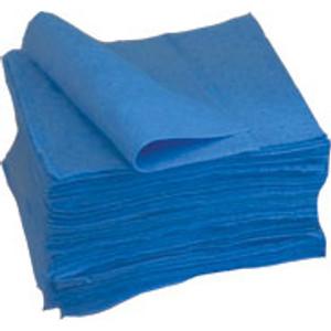 Sorbent Roll Oil Absorbent, Blue Bonded, Heavy, case/100