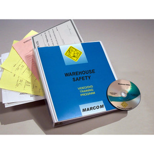 Safety Training: Warehouse Safety Training DVD, Choose Language