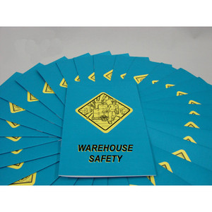 Safety Training: Warehouse Safety Training Employee Booklet