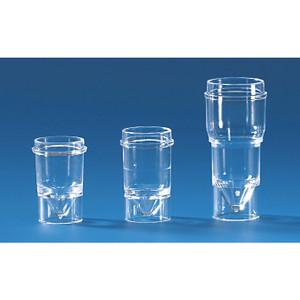 Polystyrene Sample 1.5mL, Cups for Technicon Analyzer, case/12000