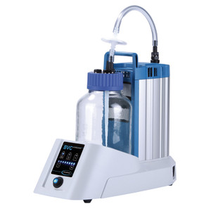 Fluid Aspiration System BVC Professional G Model, Glass, 100-120V/50-60Hz
