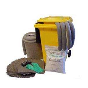 General Purpose 64 gallon Mobile Spill Kit