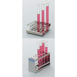 Stainless Steel Test Tube Racks for 2cm Tubes, Choose Size