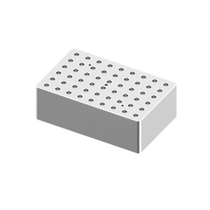 Heating Block, 0.2mL tubes, 54 holes for Digital Dry-Bath HB120-S