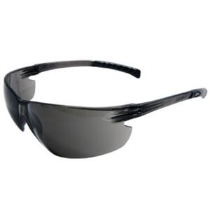 Radnor Classic Plus Safety Glasses, Gray Hard Coat Lens, case/12