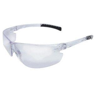 Radnor Plus Safety Glasses, Clear Hard Coat Anti-Fog Lens, case/12
