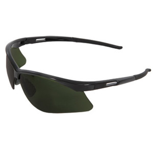 Radnor Premier IR Safety Glasses, Green, Shade 5 Lens, case/12
