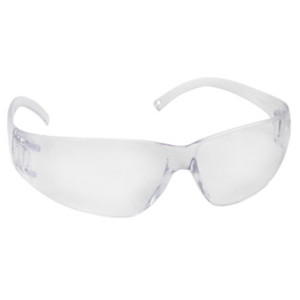 Radnor Safety Glasses, Clear Anti-Fog Anti-Scratch Lens, case/12