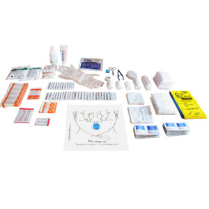 ANSI Class B First Aid Cabinet Refill