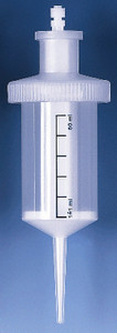 EZ Syringe Tips for Repeating Pipettes, Large, 50mL, case/25