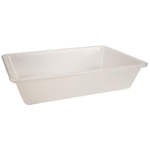 Lab Tray, Autoclavable Polypropylene, 12 Liter, 500 x 350 x 110 mm