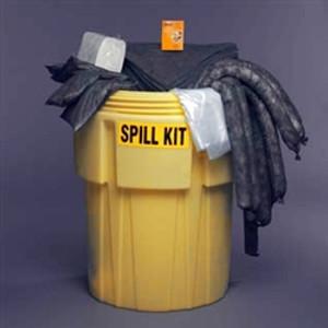 Hurricane Mobile Emergency Spill Kit, 95 gallon Pail