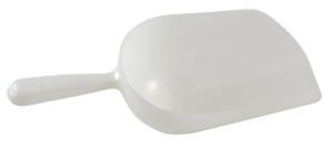 Laboratory Scoop, Round Bottom, Economy, HDPE, 1000mL, pack/5