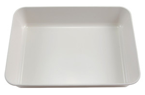 "Lab Tray, High Impact Polystyrene, 16.1"" x 11.8"" x 3.2"""