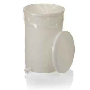 Nalgene® 343050-0200 Tank Liner bags, 200 gallon, poly, case/10