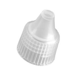 Nalgene® 312760-0000 15-415 Closure for Dropper Bottles, PP, Natural (15-415), case/2000