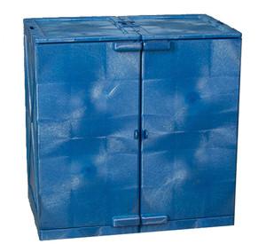 Eagle® Polyethylene Safety Cabinet, Modular, 24 gallon