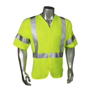 Fire Retardant FR Safety Vest, Each