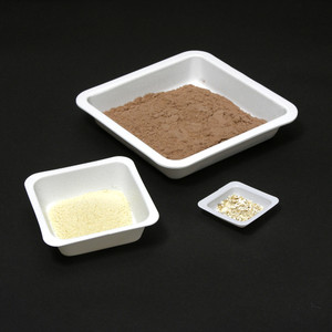 Weigh Boats, Disposable Balance Dishes, 250mL, Square, case/2000