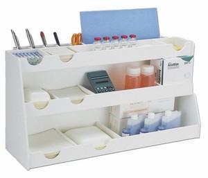 """TrippNT Laboratory Workbench Organizer, 24"""" x 12"""" x 8"""""""