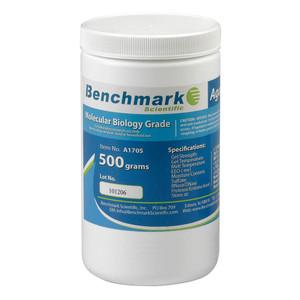 Agarose LE, Organic, Solvent-Free, Low-EEO, 500 grams