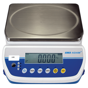 Compact Bench Scale, Latitude LBX Series, 6lb x 0.001 to 65lb x 0.01