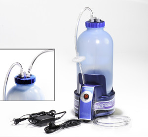HiFlow Vacuum Aspirator Collection System, 1 gallon Bottle with Pump