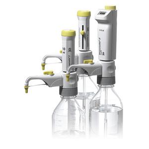 Dispensette S Organic Bottletop Dispenser, Analog with recirc valve, 10-100mL