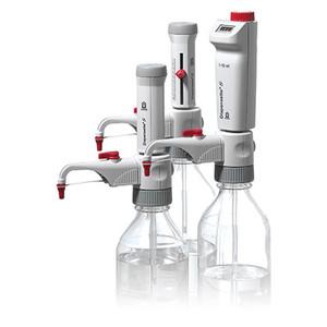 Dispensette S Bottletop Dispenser, Analog-adjustable with recirc valve, 10-100mL