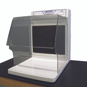 "HEMCO 64010 MicroFlow II Ductless Workstation, 18"" x 24"" x 20"""