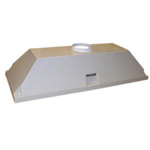 """HEMCO 13080 Wall Canopy Hood, Fiberglass, 96"""" x 30"""" x 18"""""""