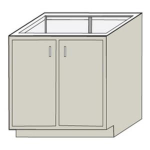 "HEMCO 53611 Standard Base Cabinet, 36"" x 22"" x 35"""