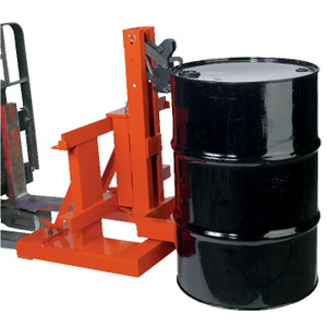 Single Drum Forklift Mount