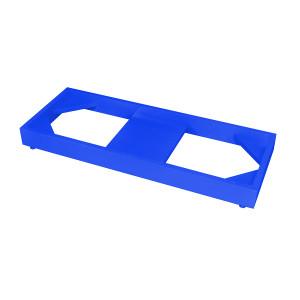 SciMatCo SC1461 Stak-a-Cab Floor Stand - Blue