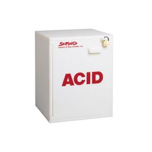 SciMatCo SC5010 Bench Plast-a-Cab HDPE Acid Cabinet