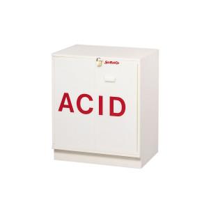 SciMatCo SC5030 Floor Plast-a-Cab HDPE Acid Cabinet