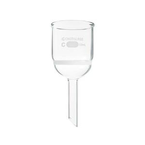 Chemglass CG-1402-35 Buchner Filtering Funnel with Medium Frit, 3 L Capacity